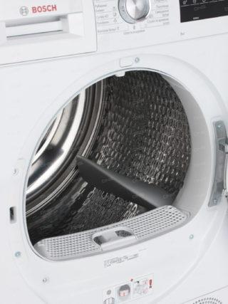 Сушильная машина Bosch не крутит барабан. Что делать?