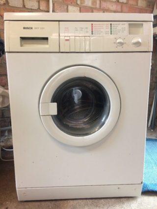 Ремонт стиральных машин Bosch WFF 1201